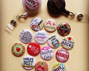 Back to School Badge Reel