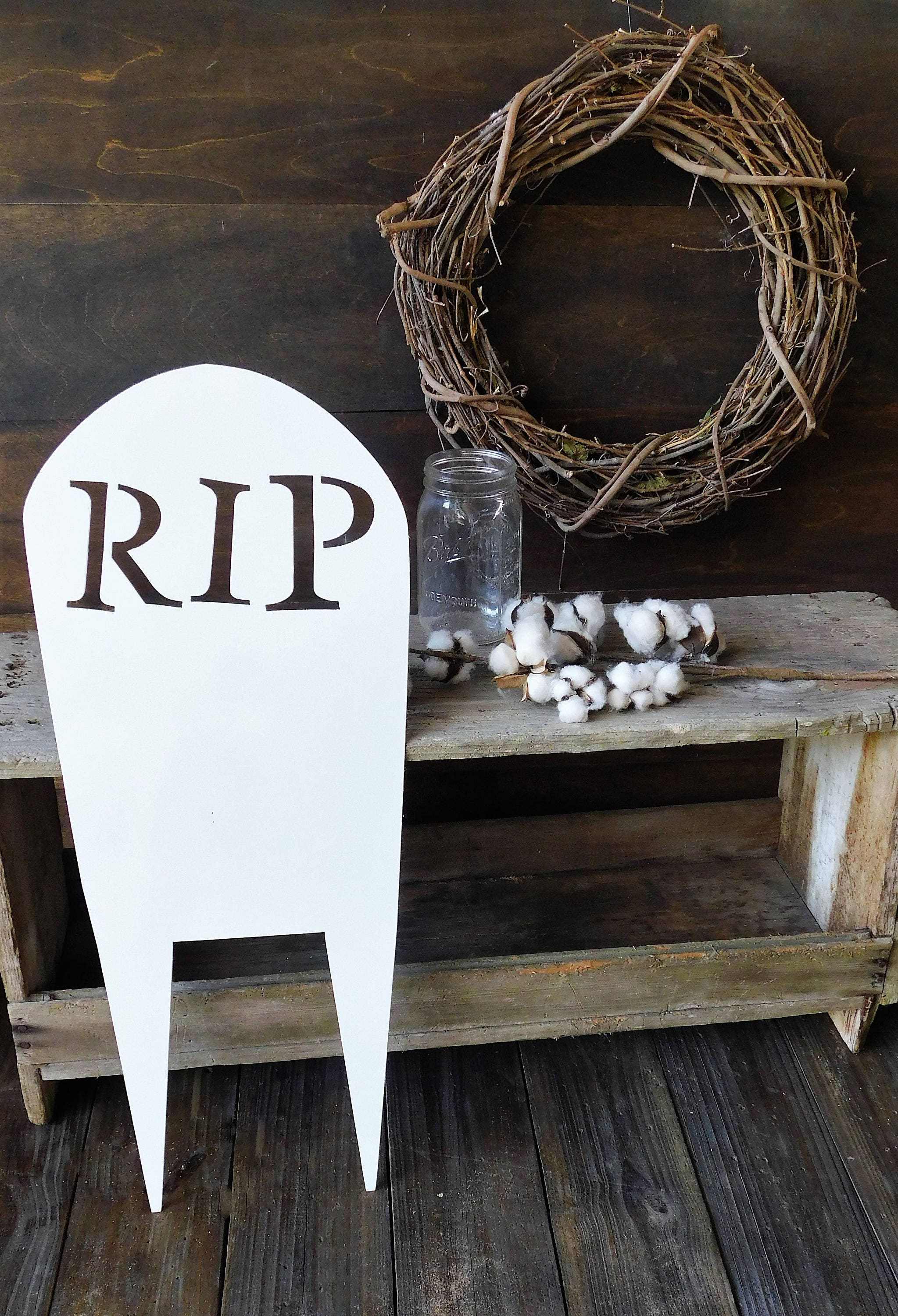 Unique Halloween Yard Decoration, Halloween Decoration, Halloween Yard  IF25