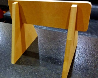 Hearty & just the size you need! Wooden Sawhorse Pair (Free Shipping)