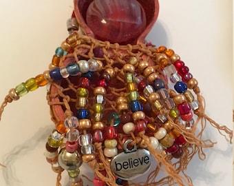 Believe Jewelry Gourd Necklace