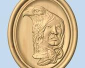 Native American Shaman Wo...