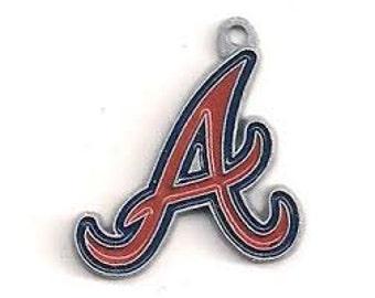 Atlanta Braves Charms