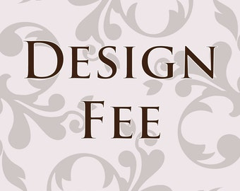 Post-completion Design Fee