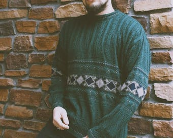 Vintage Pullover Sweater