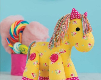 Pony Toy Sewing Pattern Download 803741