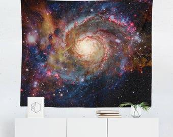 Galaxy Wall Art | Galaxy Tapestry | Galaxy Wall Décor | Galaxy Gift | Galaxy Wall Tapestry | Galaxy Art | Galaxy Décor