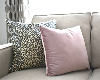 lilac lavendar cushion cover. multiple sizes availale