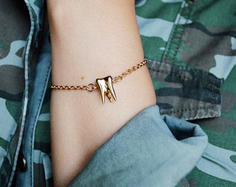 Gold Tooth Bracelet - Sweet Tooth