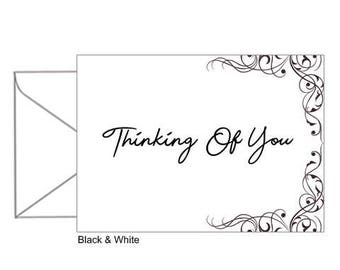 Thinking of You - Celebration / Any Occasion Cards