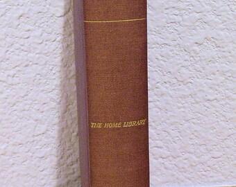 EMERSON'S  Essays, Home Library Edition, A. L. Burt Publisher, 1921
