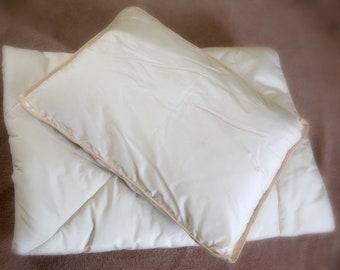 100% alpaca wool pillow