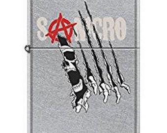 Sons Of Anarchy Samcro Zippo Lighter
