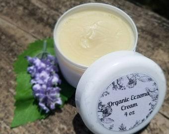 Organic Eczema Cream