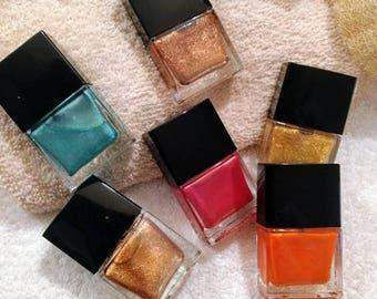 Clearance Nail Polish~Sale Nail Polish~Discontinued Nail Polish~Nail Care~Manicure~Nails~Pearly Polish~