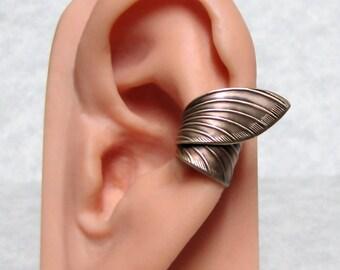 Fairy Nymph Wing Ear Cuff ' left ear '