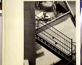 Of New York by Andre Kertesz First Edition Photography Book