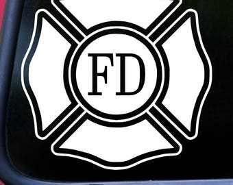 I love my Firefighter stickers for cars http://customstickershop.com/
