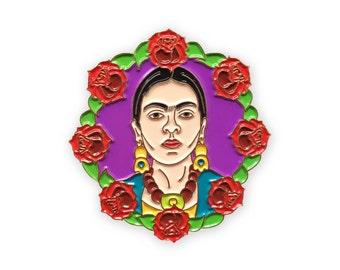 FRIDA POWER PIN frida kahlo