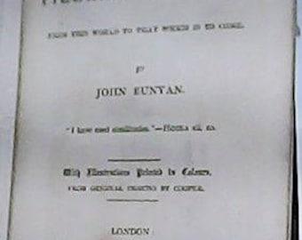 The Pilgrims Progress - John Bunyan - 1868