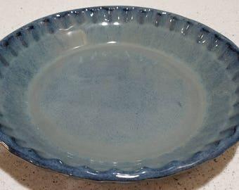 Pie plate ready to ship