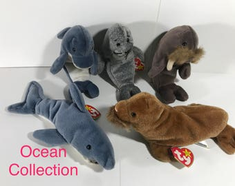Ty Beanie Babies collections (multiple options)