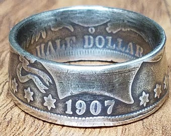 Real Silver 1909 Barber Half Dollar