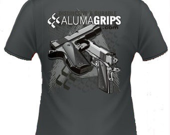AlumaGrips Logo Shirt