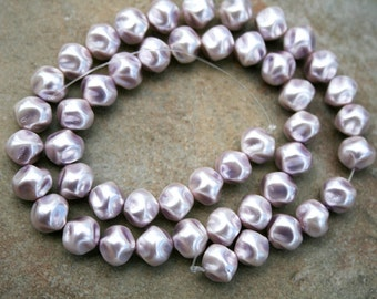 Glass Pearls 9-10mm