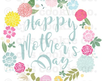 Happy Mother's Day Printable Tags