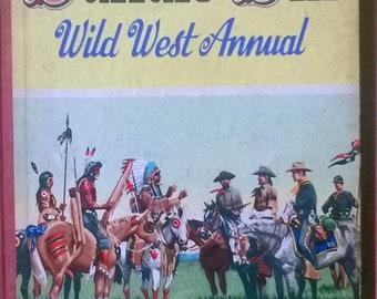 Vintage Buffalo Bill wild west annual