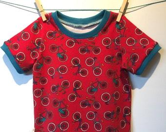 Cycling T-shirt with RIB, MT 84