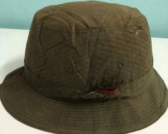 Rare Vintage BORSALINO ITALY Hat Cap
