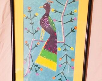 Martin Saldana Original Mexican Folk Art