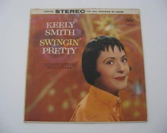 Keely Smith - Swingin' Pretty - Circa 1959