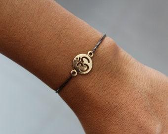 OM, wristbands, bracelet, lucky bracelet,