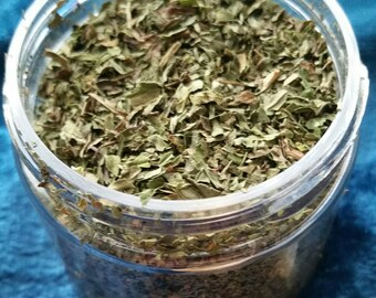 Peppermint Dried, organic ~ Ritual Herb ~ choose size