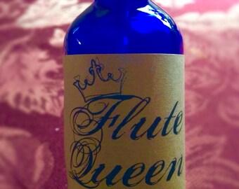 Organic Lavender Face & Body Mist, Flute Queen Beauty