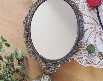 Small mirror psyche so vintage
