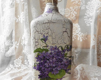 Altered bottle vintage