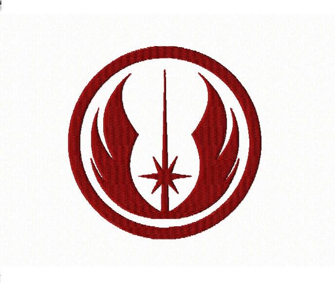 Holy Order Of Jedi Knights Jedi Order Logoinsignia Machine
