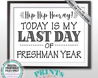 freshman year
