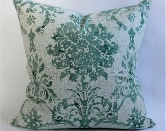 Monreale Damask Pillow Cover