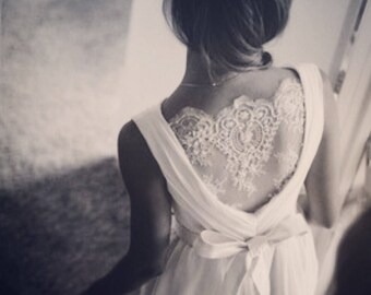 Pattern weddingdress. Make your own weddingdress. We make the pattern for you.
