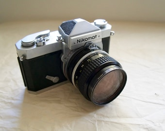 Nikon Nikomat FT 35mm Film Camera