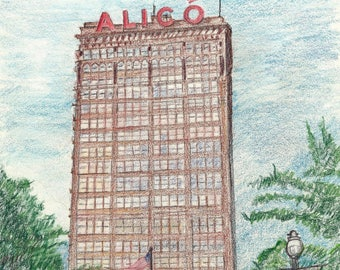 ALICO building, Waco, Texas