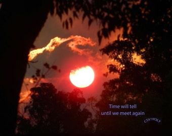 Photography - Sunset Glow