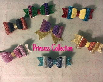Princess inspired Bow Collection