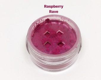 Loose Mineral Eyeshadow - Raspberry Rave