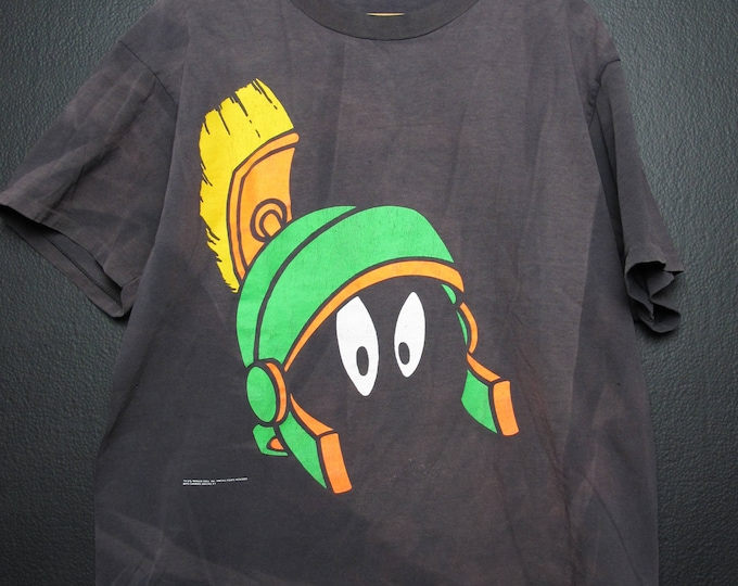 Marvin the Martian 1990's vintage Tshirt