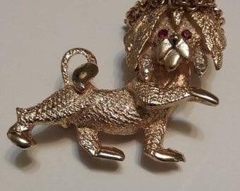 Hobe Dog Pin